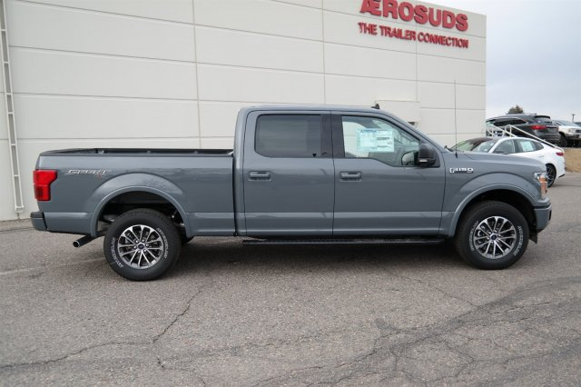 2020 F-150 SuperCrew Cab 4x4, Pickup #00061470 - photo 3