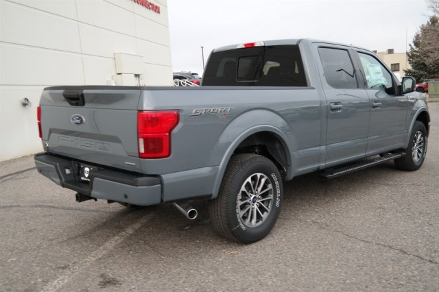 2020 F-150 SuperCrew Cab 4x4, Pickup #00061470 - photo 2