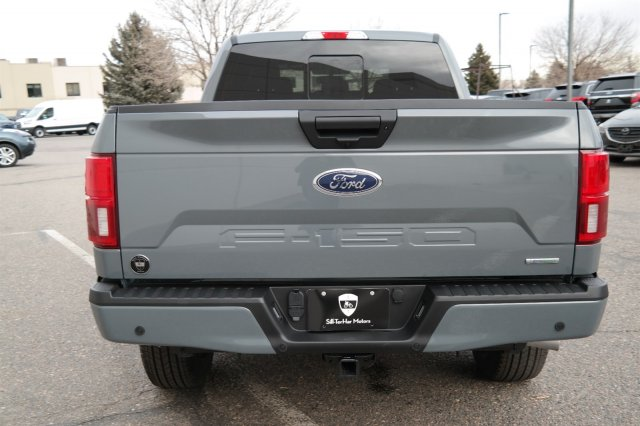 2020 F-150 SuperCrew Cab 4x4, Pickup #00061470 - photo 4
