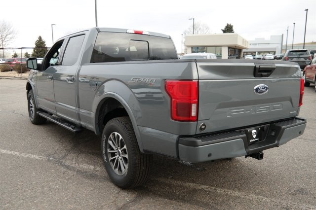 2020 F-150 SuperCrew Cab 4x4, Pickup #00061470 - photo 5