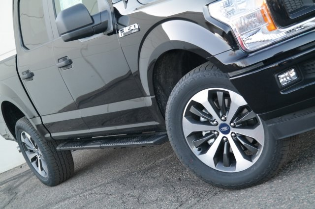 2020 F-150 SuperCrew Cab 4x4, Pickup #00061686 - photo 3