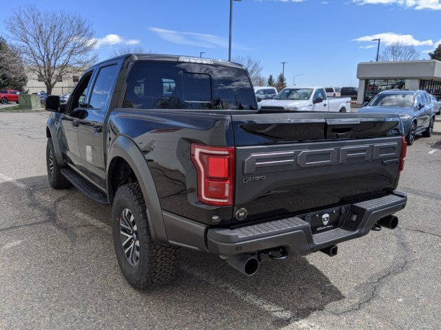 2020 F-150 SuperCrew Cab 4x4, Pickup #00061841 - photo 5