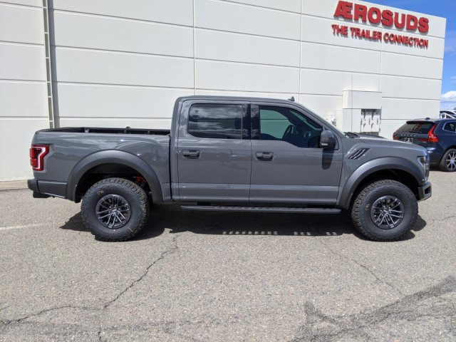 2020 F-150 SuperCrew Cab 4x4, Pickup #00061849 - photo 3