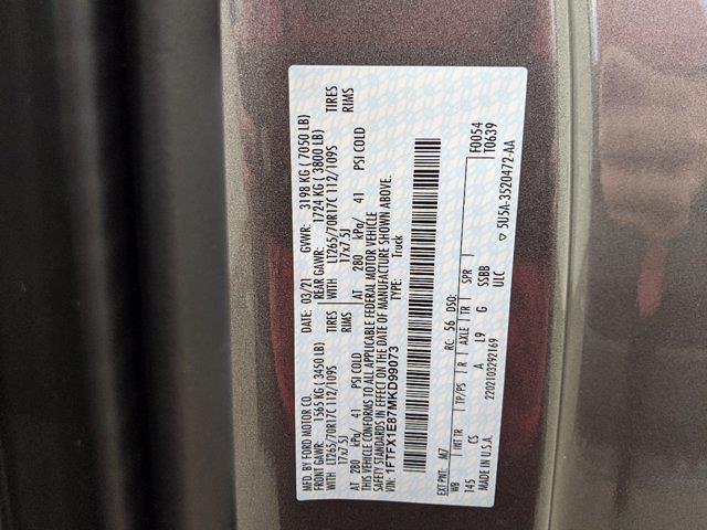 2021 Ford F-150 Super Cab 4x4, Pickup #00063351 - photo 22