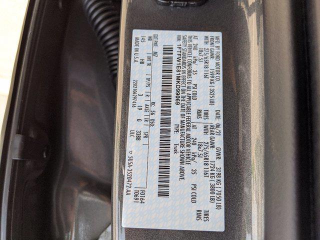 2021 Ford F-150 SuperCrew Cab 4x4, Pickup #00063545 - photo 31