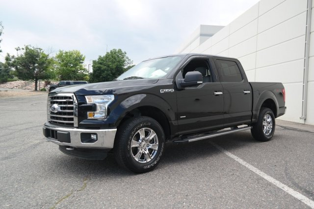 2016 F-150 SuperCrew Cab 4x4, Pickup #000P7449 - photo 10