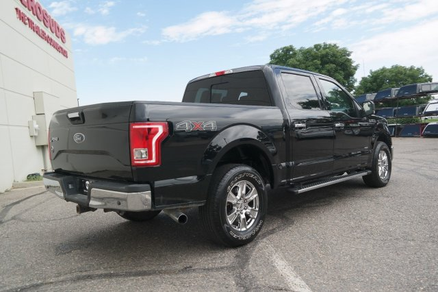 2016 F-150 SuperCrew Cab 4x4, Pickup #000P7449 - photo 2