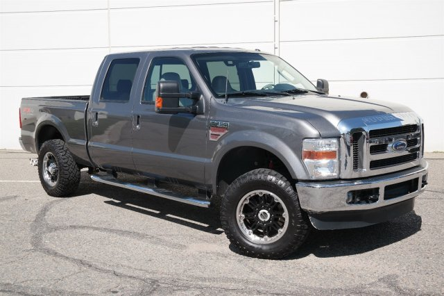 2010 F-250 Crew Cab 4x4, Pickup #000P7494 - photo 1
