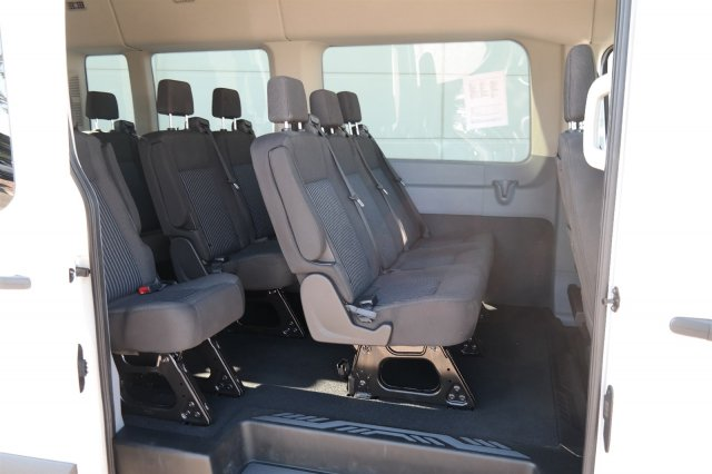 2019 Transit 350 Med Roof 4x2,  Passenger Wagon #000P7652 - photo 12