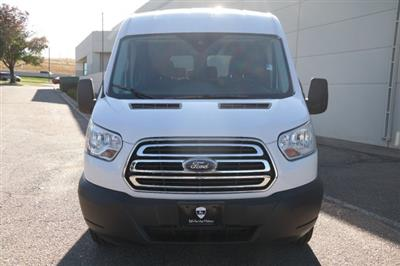2019 Transit 350 Med Roof 4x2,  Passenger Wagon #000P7652 - photo 8