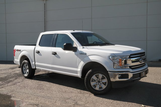 2018 F-150 SuperCrew Cab 4x4,  Pickup #000P7659 - photo 1