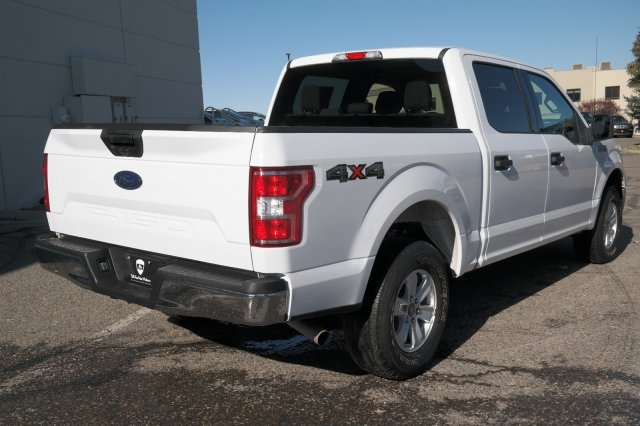 2018 F-150 SuperCrew Cab 4x4,  Pickup #000P7659 - photo 2