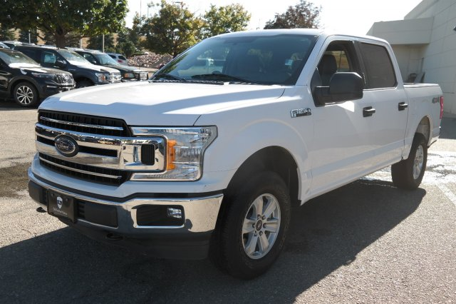 2018 F-150 SuperCrew Cab 4x4,  Pickup #000P7659 - photo 7