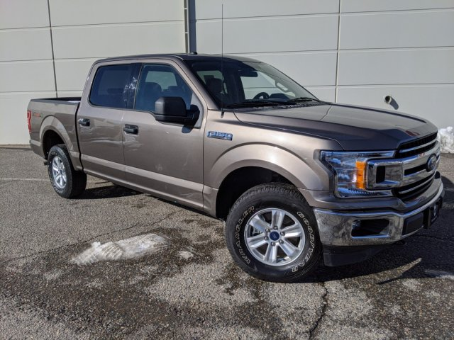 2018 F-150 SuperCrew Cab 4x4, Pickup #000P7793 - photo 1