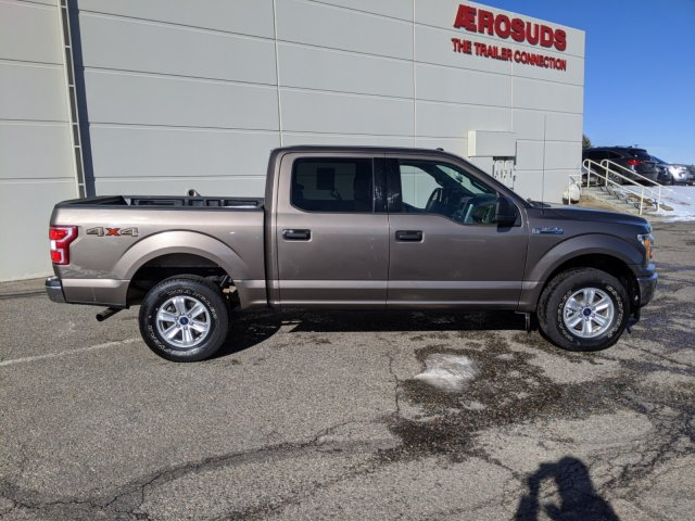 2018 F-150 SuperCrew Cab 4x4, Pickup #000P7793 - photo 4
