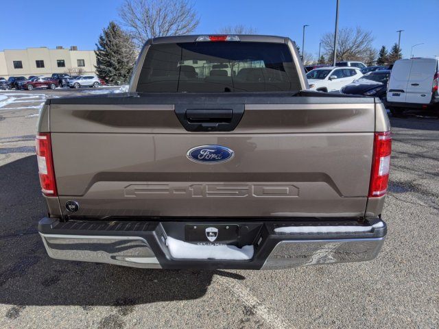 2018 F-150 SuperCrew Cab 4x4, Pickup #000P7793 - photo 3