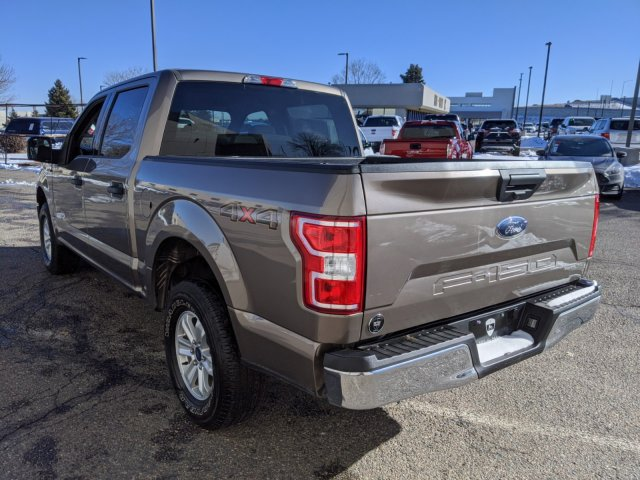 2018 F-150 SuperCrew Cab 4x4, Pickup #000P7793 - photo 5
