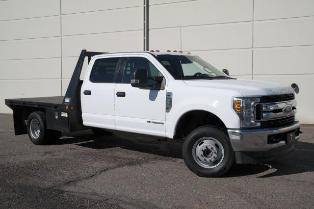 2018 F-350 Crew Cab DRW 4x4, Platform Body #000P7844 - photo 1