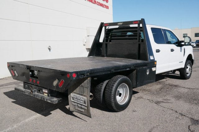 2018 F-350 Crew Cab DRW 4x4, Platform Body #000P7844 - photo 2