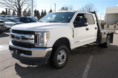 2018 F-350 Crew Cab DRW 4x4, Platform Body #000P7844 - photo 7