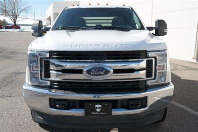 2018 F-350 Crew Cab DRW 4x4, Platform Body #000P7844 - photo 8