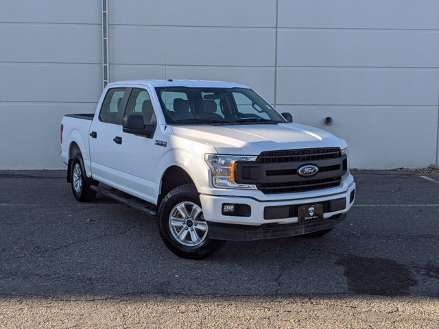 2018 Ford F-150 SuperCrew Cab 4x4, Pickup #0062075A - photo 1