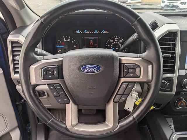 2018 Ford F-150 SuperCrew Cab 4x4, Pickup #000P8702 - photo 11