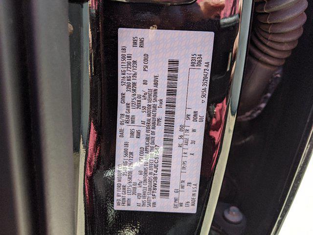 2018 Ford F-350 Crew Cab 4x4, Pickup #000P8769 - photo 23