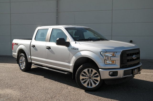 2016 F-150 SuperCrew Cab 4x4, Pickup #0060970A - photo 1