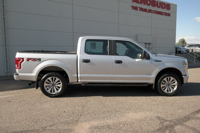 2016 F-150 SuperCrew Cab 4x4, Pickup #0060970A - photo 4