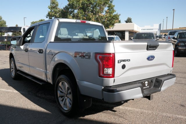 2016 F-150 SuperCrew Cab 4x4, Pickup #0060970A - photo 5