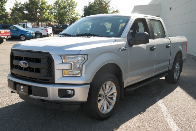 2016 F-150 SuperCrew Cab 4x4, Pickup #0060970A - photo 7