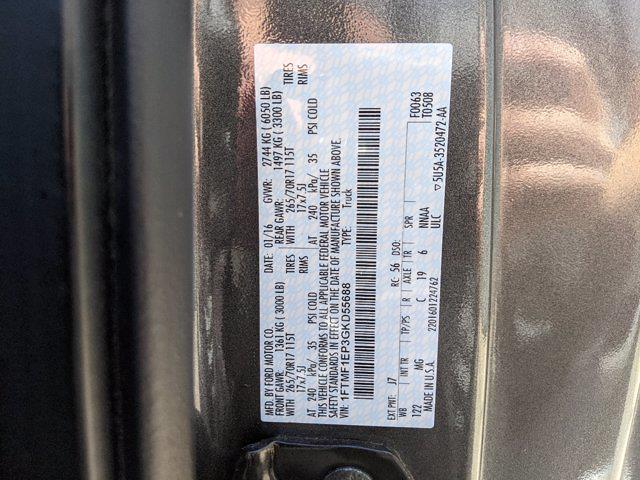 2016 Ford F-150 Regular Cab 4x4, Pickup #0062461A - photo 21
