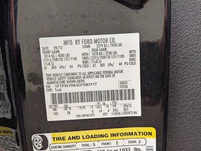 2013 F-150 SuperCrew Cab 4x4,  Pickup #0063426A - photo 23