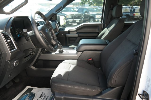 2016 F-150 SuperCrew Cab 4x4,  Pickup #00P7522A - photo 10