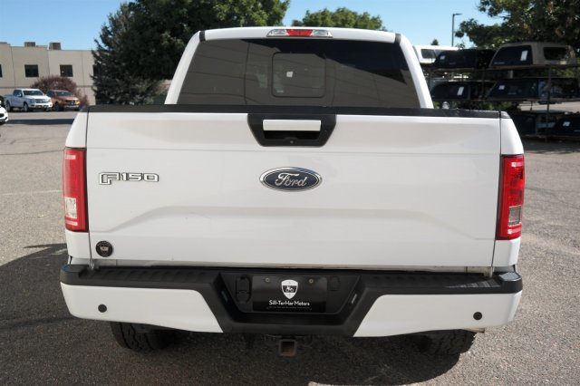2016 F-150 SuperCrew Cab 4x4,  Pickup #00P7522A - photo 3