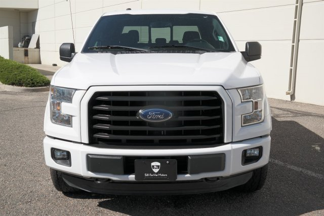2016 F-150 SuperCrew Cab 4x4,  Pickup #00P7522A - photo 7