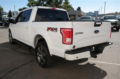 2016 F-150 SuperCrew Cab 4x4,  Pickup #00P7522A - photo 4