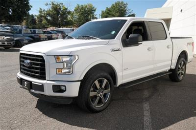 2016 F-150 SuperCrew Cab 4x4,  Pickup #00P7522A - photo 6