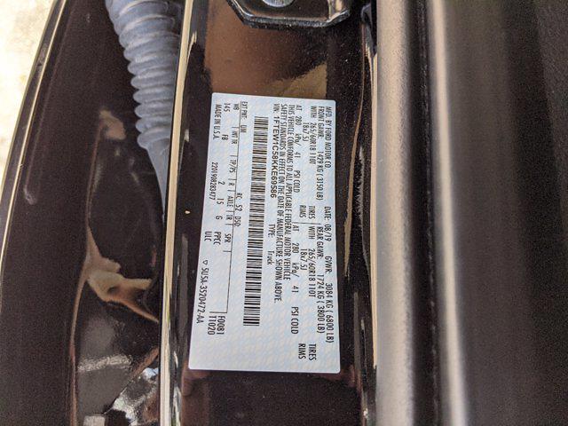 2019 F-150 SuperCrew Cab 4x2,  Pickup #00P8633A - photo 27
