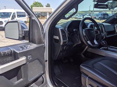 2018 Ford F-150 SuperCrew Cab 4x4, Pickup #00V6439A - photo 9
