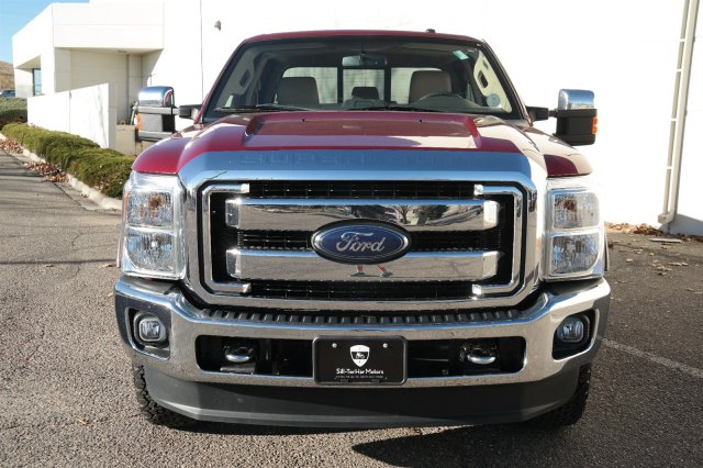 2016 F-350 Crew Cab 4x4, Pickup #60290B - photo 8