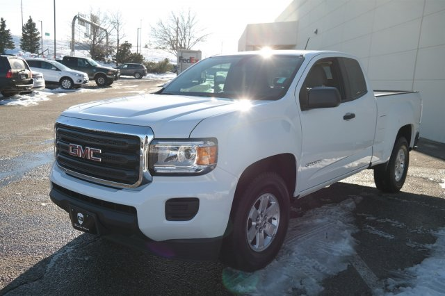 2018 Canyon Extended Cab 4x2, Pickup #61001A - photo 7