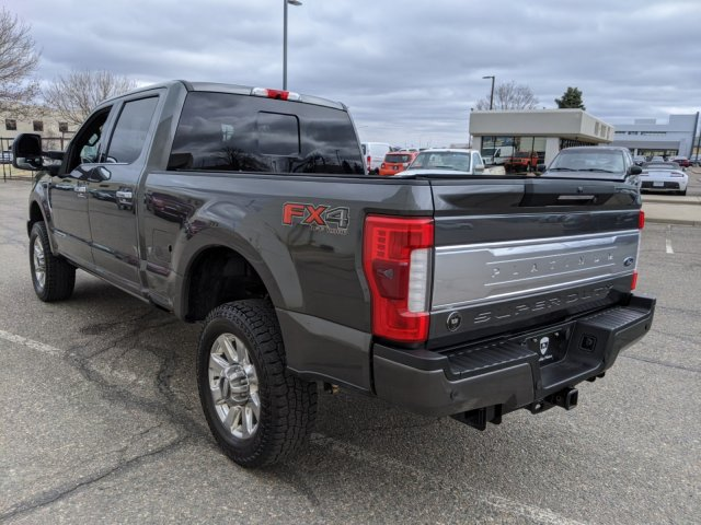 2017 F-350 Crew Cab 4x4, Pickup #L3932A - photo 5