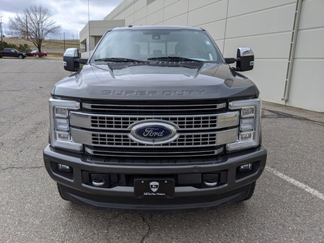 2017 F-350 Crew Cab 4x4, Pickup #L3932A - photo 8