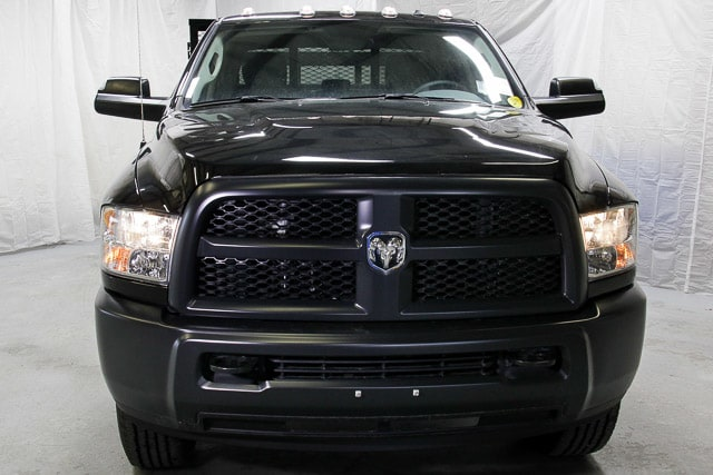 2017 Ram 3500 Crew Cab 4x4,  Stake Bed #17350 - photo 3