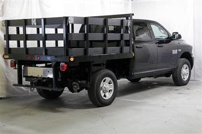 2017 Ram 3500 Crew Cab 4x4,  Stake Bed #17350 - photo 2