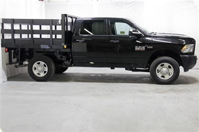 2017 Ram 3500 Crew Cab 4x4,  Stake Bed #17350 - photo 19