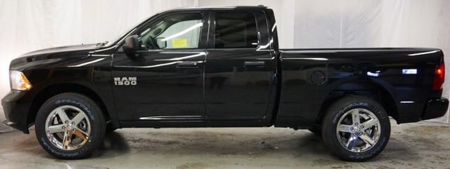 2018 Ram 1500 Quad Cab 4x4, Pickup #18190 - photo 10