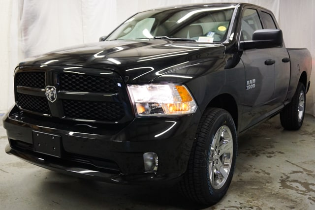 2018 Ram 1500 Quad Cab 4x4, Pickup #18190 - photo 11